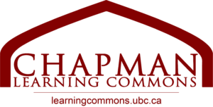Chapman Learning Commons logo